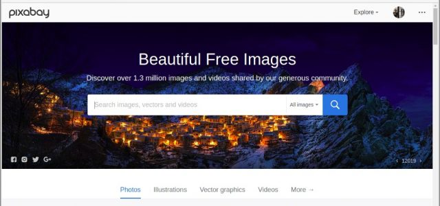 Review: Pixabay, A Great Place to Improve Your Photography Skill