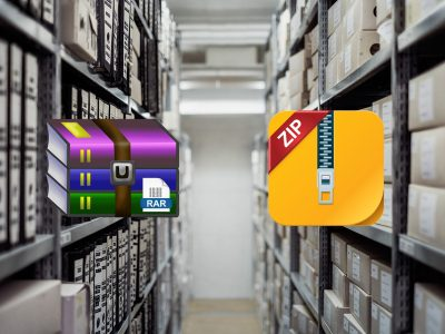 RAR vs ZIP. What's The Difference?