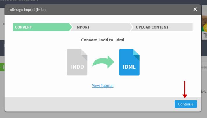 convert indd to idml online free