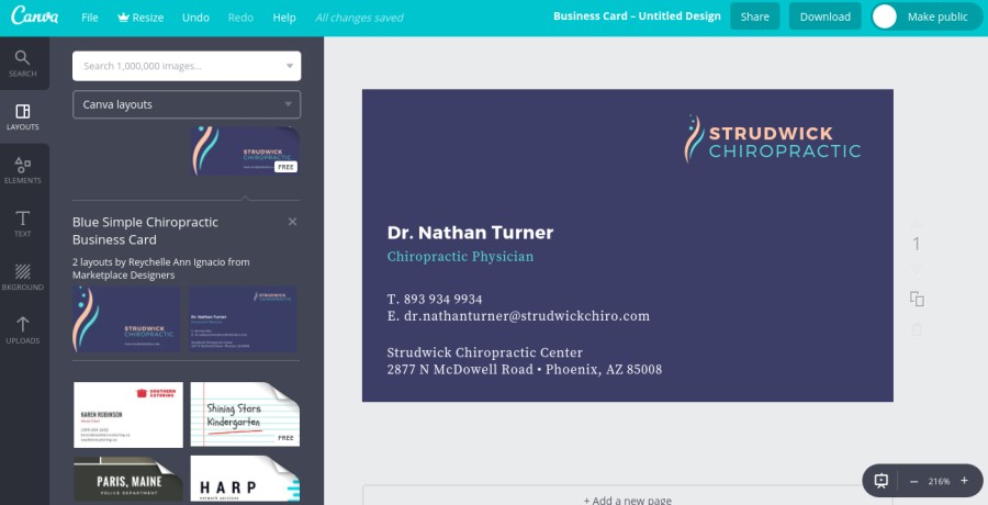 7 Tools To Create Your Own Business Cards Online Better Tech Tips