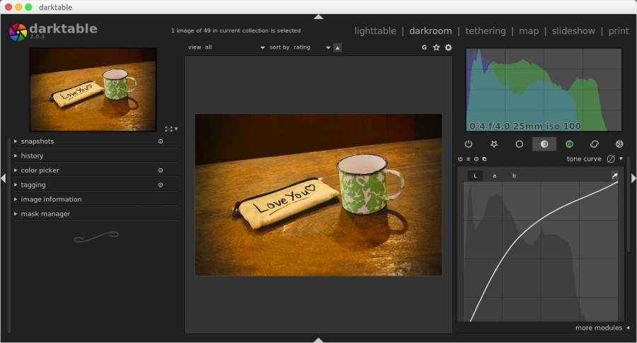Darktable Review, a Lightroom Alternative for Linux Users – Better