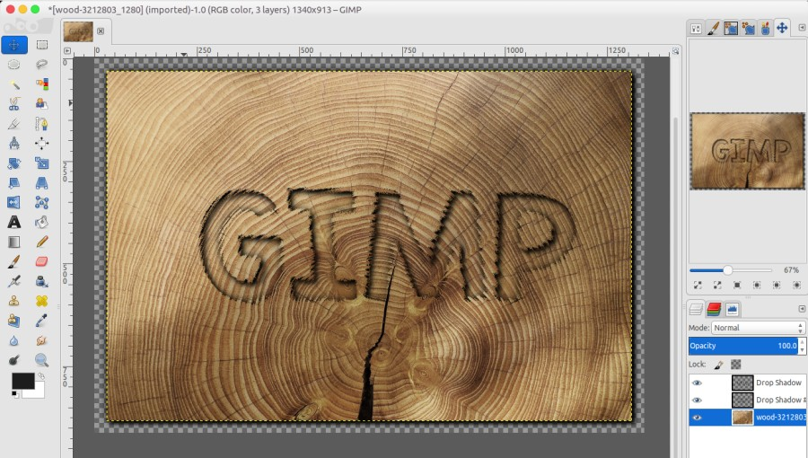 Line Drawing Gimp : How to create engraved text in gimp u better tech tips
