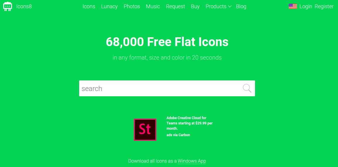 6 Best Websites to Download Free Icons for Commercial Use – Better