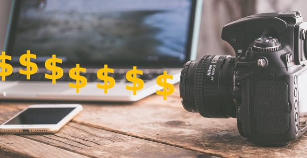 How to Make Money from Photography Online Without Selling Photos