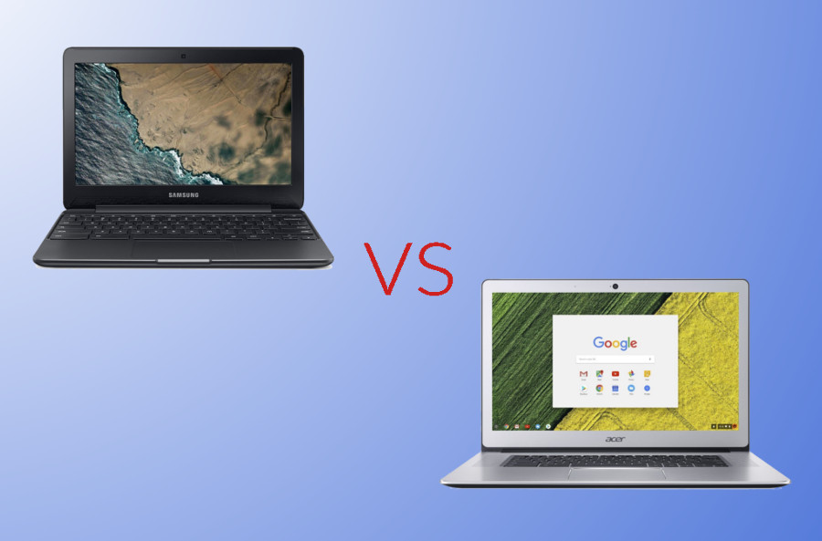 Samsung Chromebook 3 vs Acer Chromebook 15: Which One You
