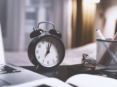 Time Management at The Workplace to Improve Productivity