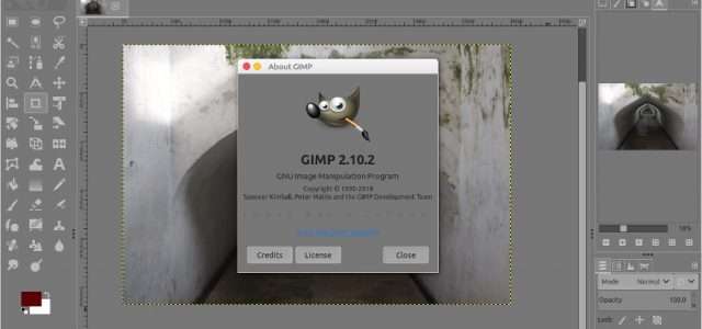 GIMP 2.10 Review: Brand New Look, Better Experience