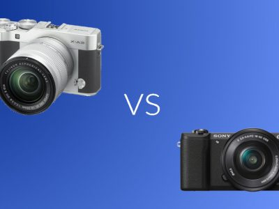 Fujifilm X-A3 vs Sony A5100: Specs and Photo Comparison
