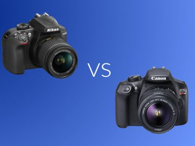Nikon D3400 vs Canon T6: Specs and Photo Comparison