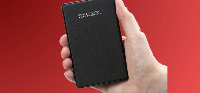 U32 Shadow Review: A 4TB Portable SSD from Oyen Digital