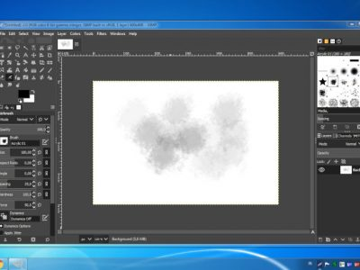 How to Install GIMP Brushes in Windows