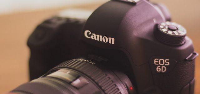 12 Best Canon DSLR Cameras Based on DxOMark Scores