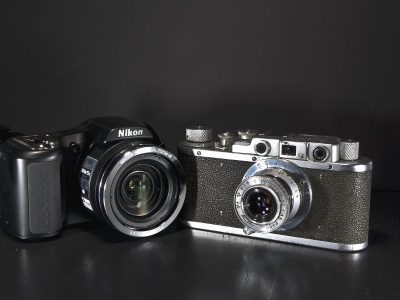 DSLR vs Mirrorless. 6 Technical Differences