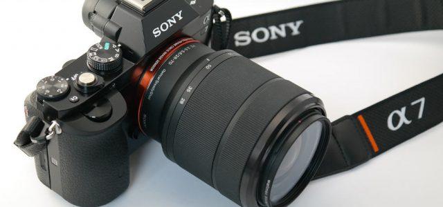 9 Best Sony Mirrorless Cameras Based on DxOMark Scores