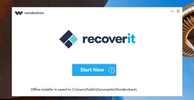 How to Restore Deleted Photos with Recoverit