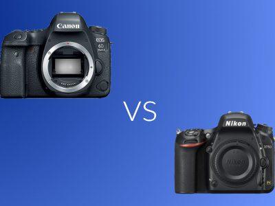 Canon 6D Mark II vs Nikon D750: Features and Specs Comparison