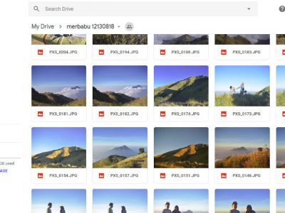 How to Create A Collaborative Trip Album in Google Drive
