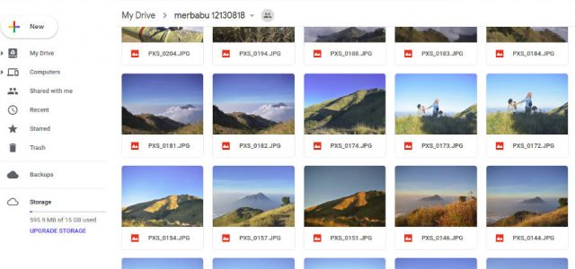 How to Create A Collaborative Trip Album in Google Drive