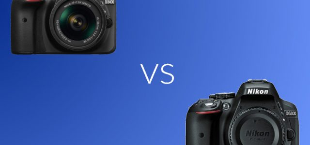 Nikon D3400 vs Nikon D5300: Which One is The Best?