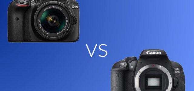 Nikon D3400 vs Canon 700D: Which Entry-Level Camera is Better?