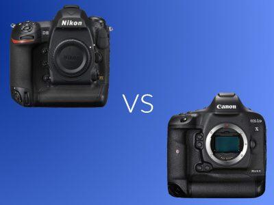 Nikon D5 vs Canon 1D X Mark II: Specs and Features Comparison