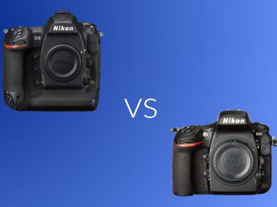 Nikon D5 vs Nikon D810: Which Full Frame DSLR Camera You Should Buy?