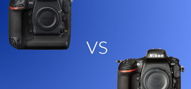 Nikon D5 vs Nikon D810: Which Full Frame DSLR Camera You Should Buy?