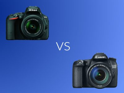 Nikon D5500 vs Canon 70D: Which DSLR Camera You Should Buy?