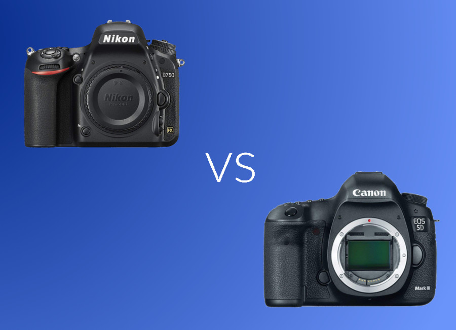Nikon D750 vs Canon 5D Mark III: Which One is The Better