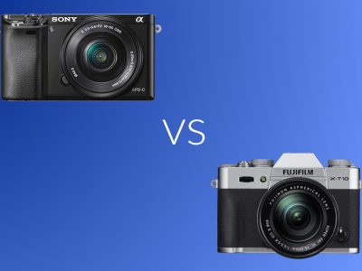 Sony A6000 vs Fujifilm X-T10: Which Mirrorless Camera Is The Better?