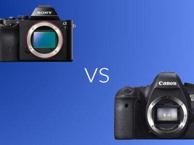 Sony A7 vs Canon 6D: Specs and Features Comparison