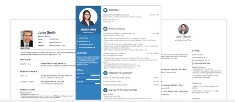 8 Online Resume Makers You Can Use For Free Better Tech Tips