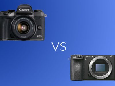 Canon M5 vs Sony A6500: Specs and Features Comparison
