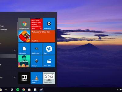 8 Ways to Customize Windows 10 Start Menu