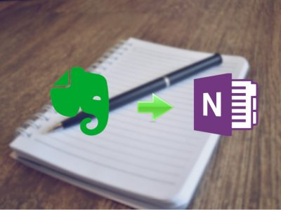 How to Migrate from Evernote to OneNote