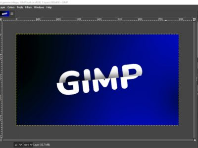 20 GIMP Tutorials, Free Alternative to Photoshop #1