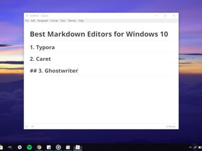 6 Best Markdown Editors for Windows 10