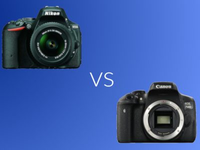 Nikon D5500 vs Canon 750D: Which DSLR Camera Is Better?