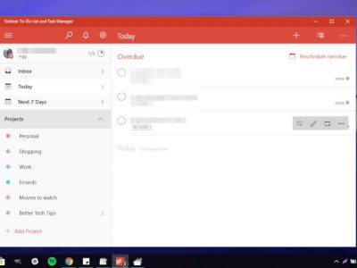 6 Best To-do List Apps for Windows 10
