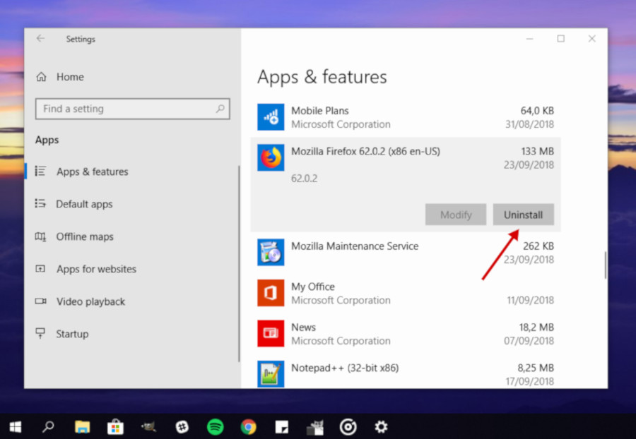 How to Uninstall Apps You Installed from Microsoft Store in Windows