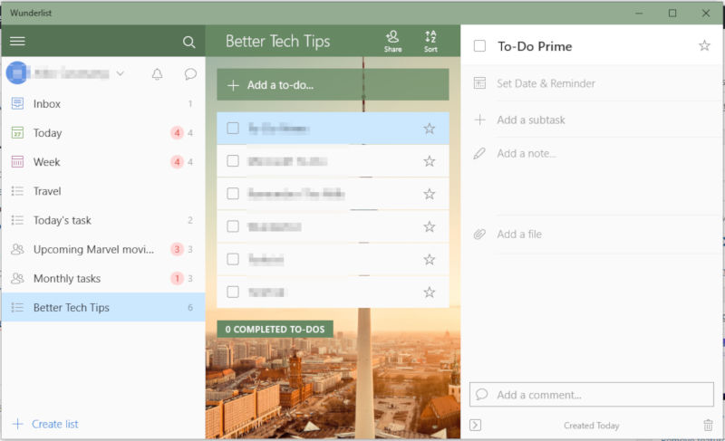 6 Best To-do List Apps for Windows 10 – Better Tech Tips