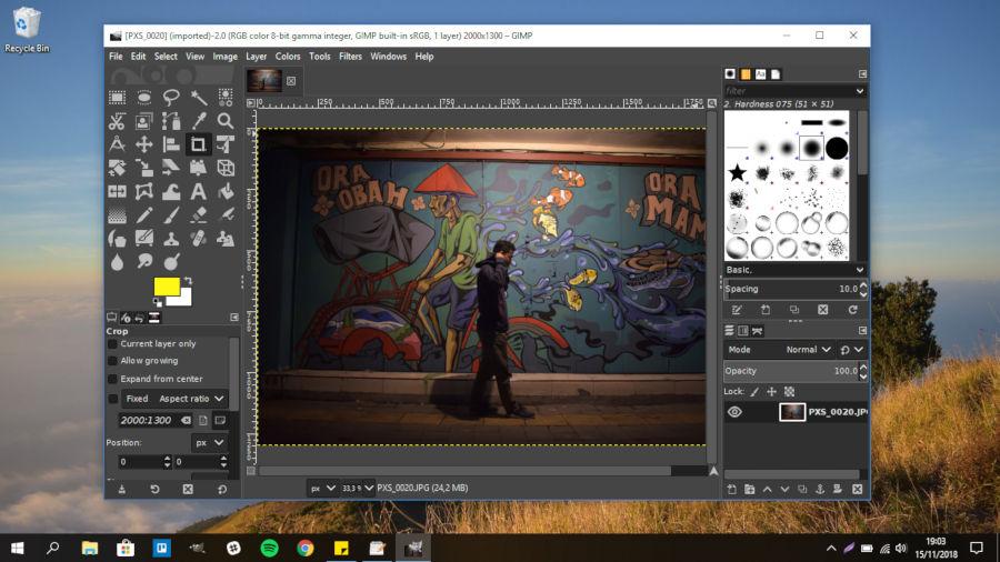 Free alternatives to adobe photoshop for mac