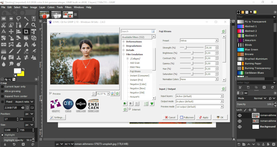 How to Install G'MIC on GIMP in Windows 10 – Better Tech Tips