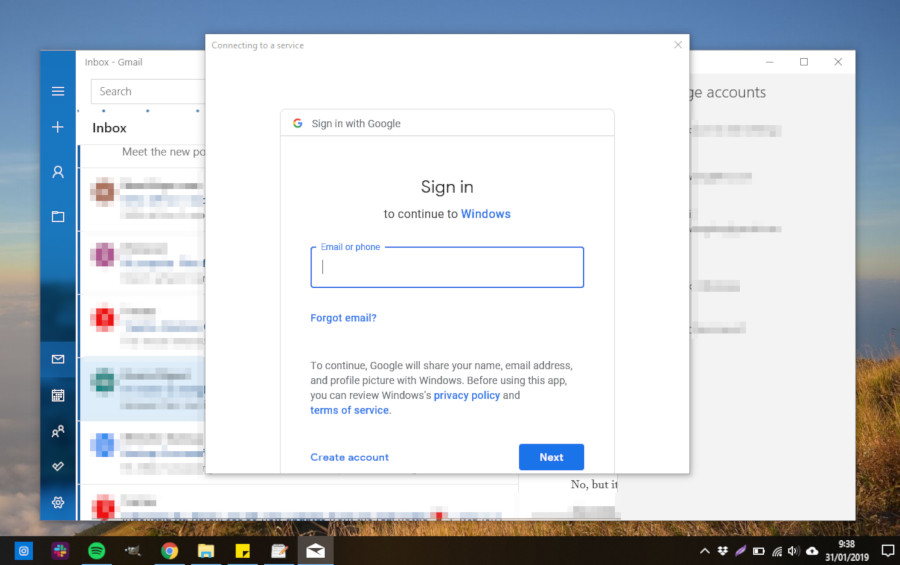 How to Add A Gmail Account to Mail in Windows 10 – Better