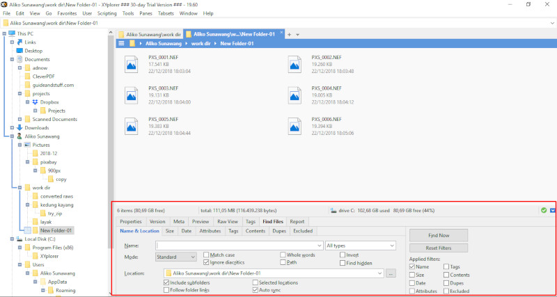 XYplorer is A Great Alternative to File Explorer Which Supports
