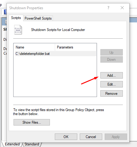 How to Automatically Empty Folder Contents Upon Shutdown on
