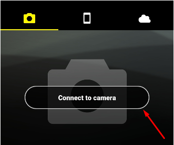 How to Use SnapBride App to Download Photos from a Nikon