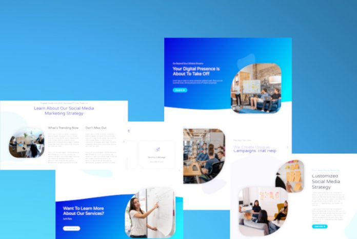 How Elementor Template Kit Can Help You Create a Beautiful Website