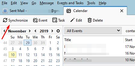 Thunderbird Und Google Kalender